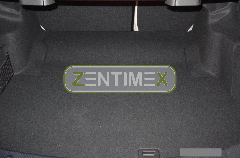 Z330428 SET Kofferraumwanne Gummifußmatten für Mercedes C-Klasse 2WD Hinterradan