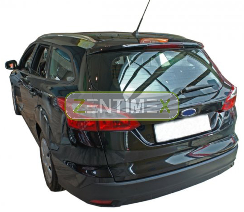 Z330283 SET Kofferraumwanne Gummifußmatten für Ford Focus Business 3 DYB Turnier