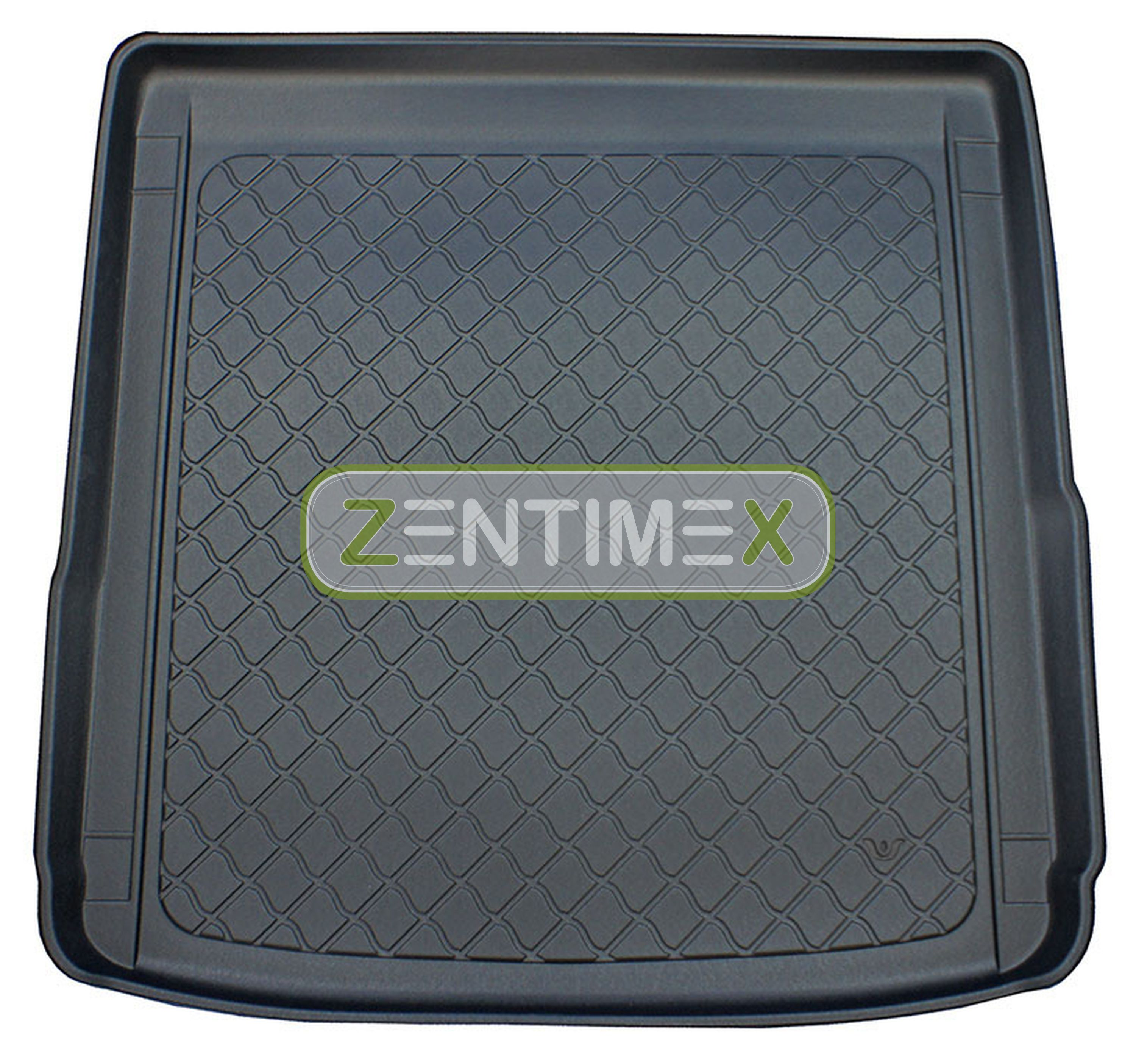 Z330033 Set Trunk Tray Rubber Floor Mats For Audi A4 S
