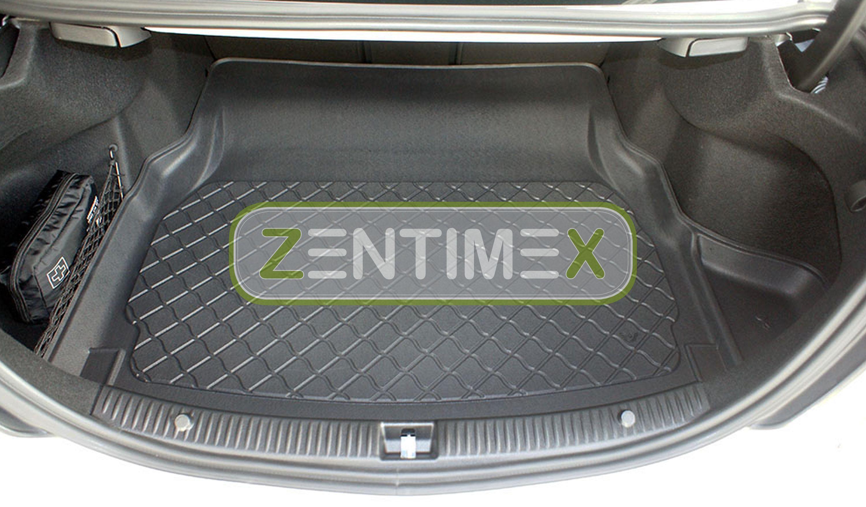 Z330389 SET Kofferraumwanne Gummifußmatten für Mercedes E-Klasse Avantgarde W212