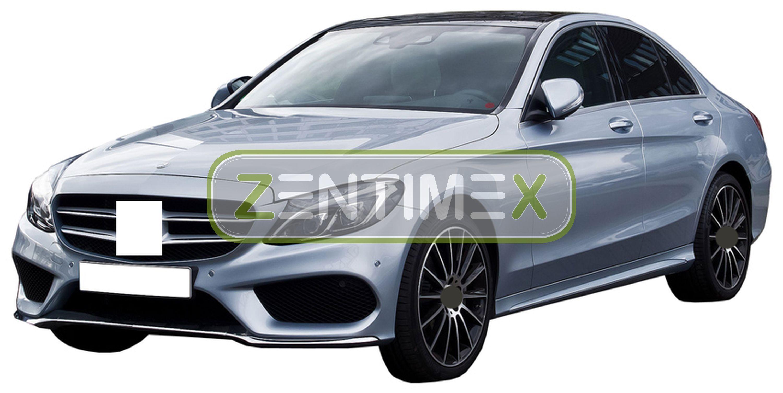 Mercedes W205 C-KLASS T-Modell ab 2014 Antirutsch Kofferraumwanne Laderaumwanne
