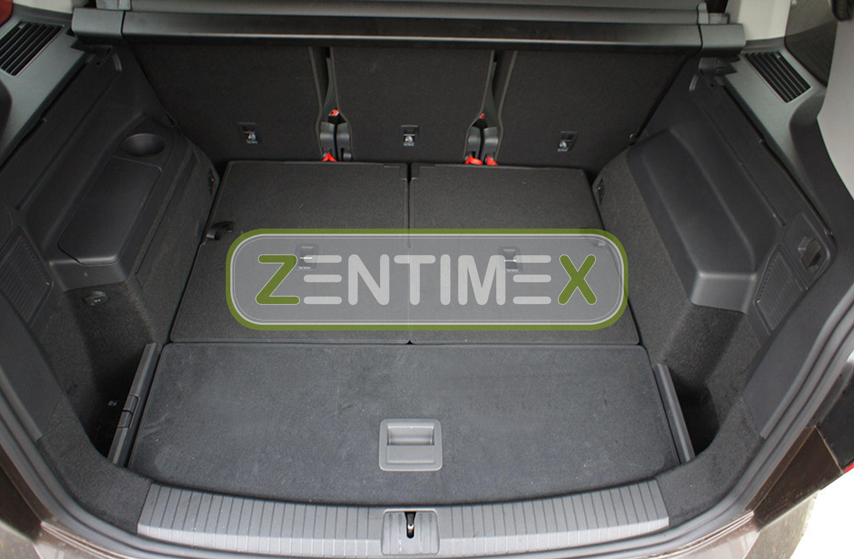 Kofferraumwanne SET für VW Touran 2003-2015 3D Design Gummimatten