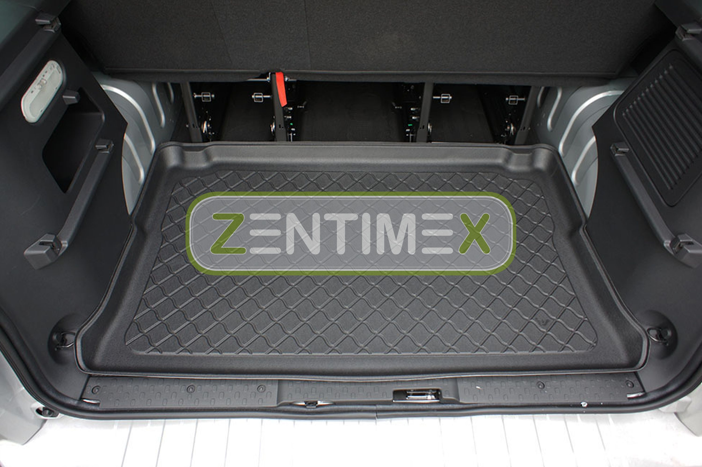 Design-3D-TPE-Gummifußmatten für Fiat Talento Typ 296 Kastenwagen 2016