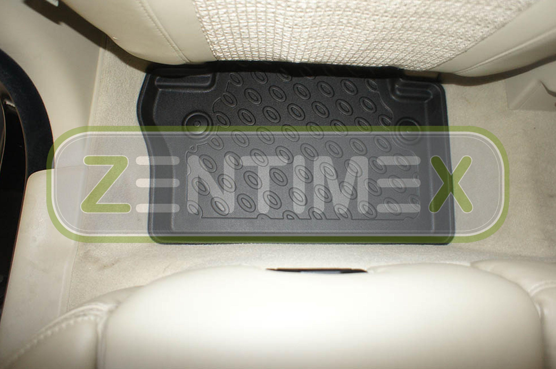 Tappetini in gomma TPE 3D Design per Volvo XC70 2 tipo P24 SUV 5-porte 2007 59