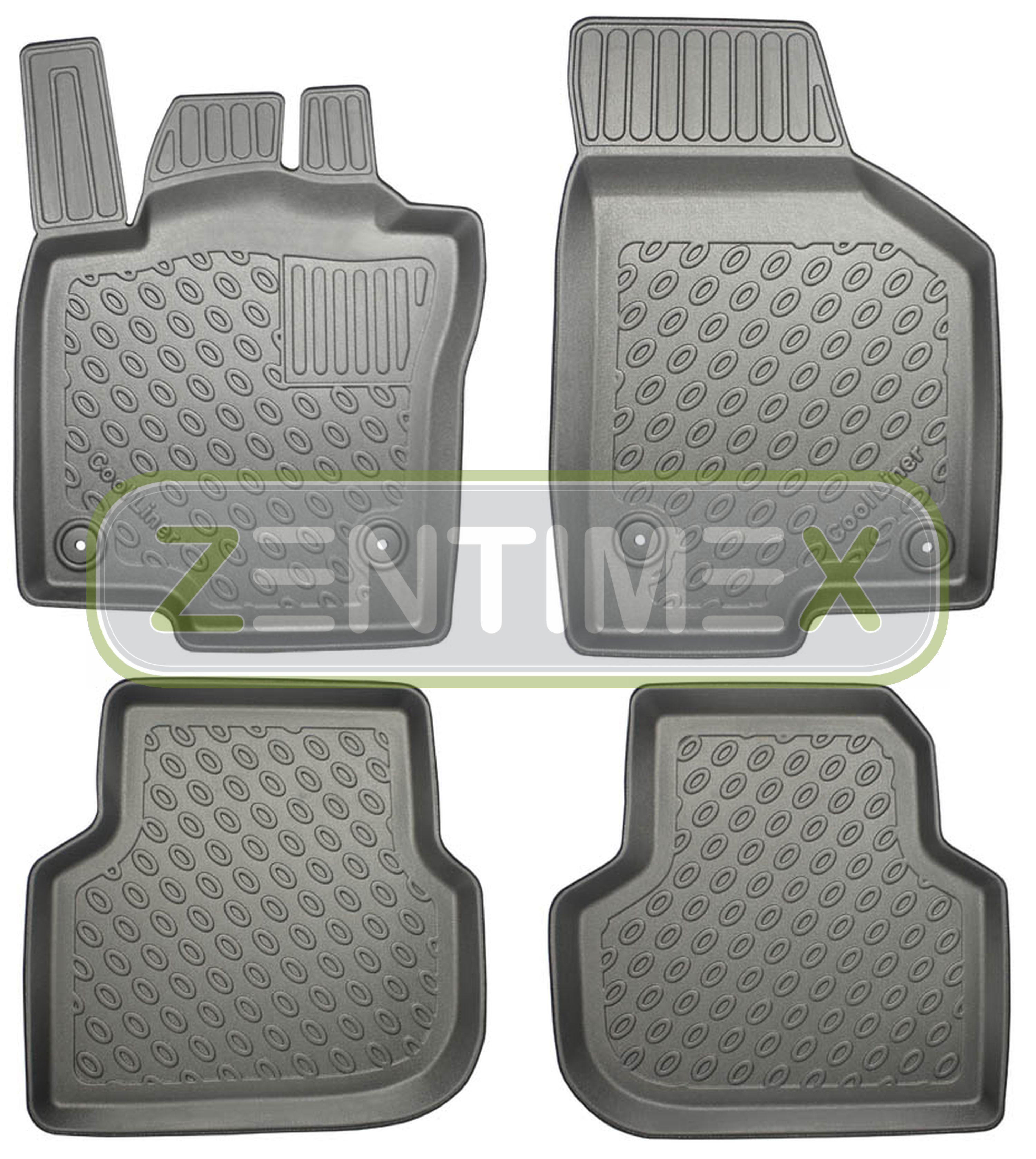 Tappetini In Gomma / Tpe 3d Premium Per Vw Volkswagen Jetta Ncs Trendline A6 24 Con Le Attrezzature E Le Tecniche Più Aggiornate