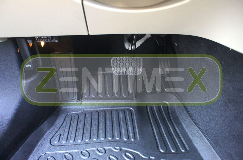 Premium-3D-TPE-Gummifußmatten für Opel Insignia Sport A Sports Tourer Kombi 5-4B