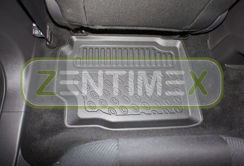 Kofferraumwanne TPE Netztasche für  Ford Mondeo Vignale 5 Turnier Kombi 5-tü11