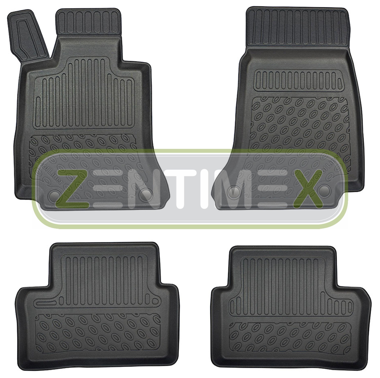 2016 DN Mattenprofis Velour Fußmatten für Mercedes E Klasse S213 Kombi ab Bj