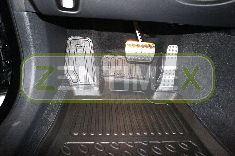 Premium-3D-TPE-Gummifußmatten für Mercedes E-Klasse S213 W213 T-Modell Kombi 551
