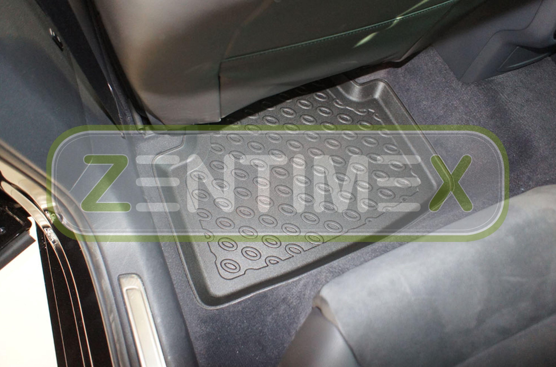 Design-3D-TPE-Gummifußmatten für VW Volkswagen Passat Alltrack B8 3G Offroad V4C