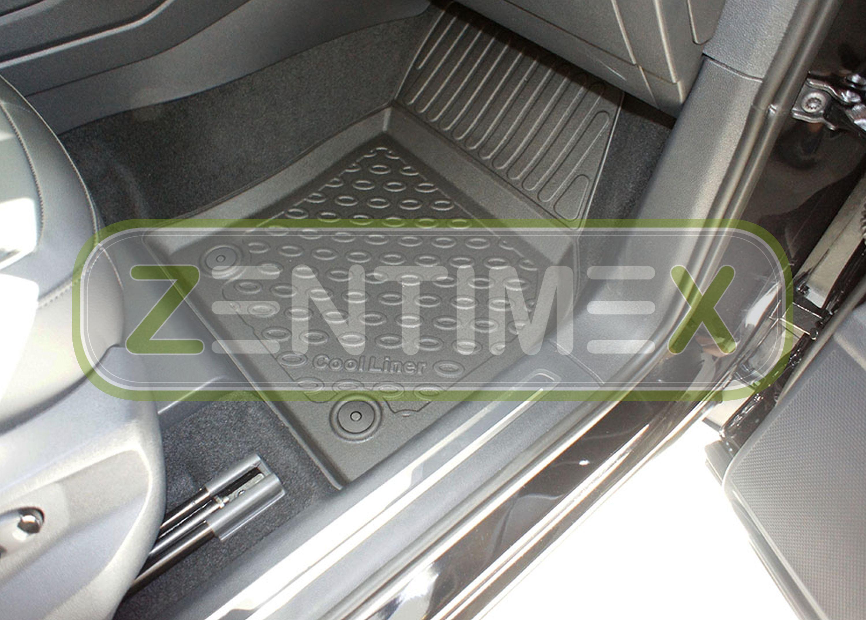 Premium-3d-tpe-goma-tapices-para-VW-Volkswagen-Tiguan-4-Motion-utilitarios-211 miniatura 4