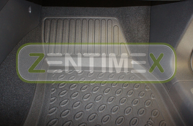 Premium-3d-tpe-goma-tapices-para-VW-Volkswagen-Tiguan-4-Motion-utilitarios-211 miniatura 5