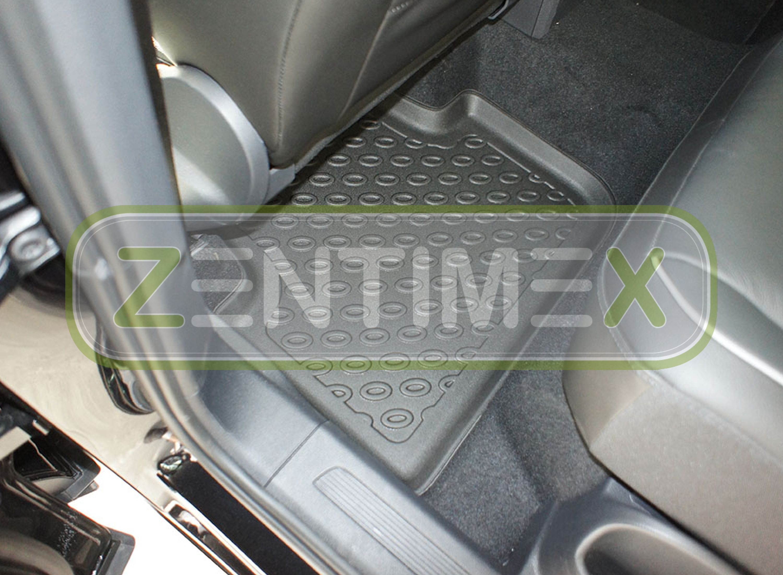 Premium-3d-tpe-goma-tapices-para-VW-Volkswagen-Tiguan-4-Motion-utilitarios-211 miniatura 7