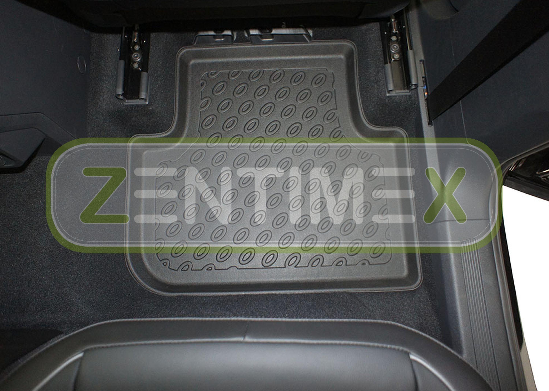 Premium-3d-tpe-goma-tapices-para-VW-Volkswagen-Tiguan-4-Motion-utilitarios-211 miniatura 8