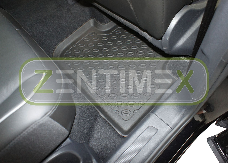 Premium-3d-tpe-goma-tapices-para-VW-Volkswagen-Tiguan-4-Motion-utilitarios-211 miniatura 9