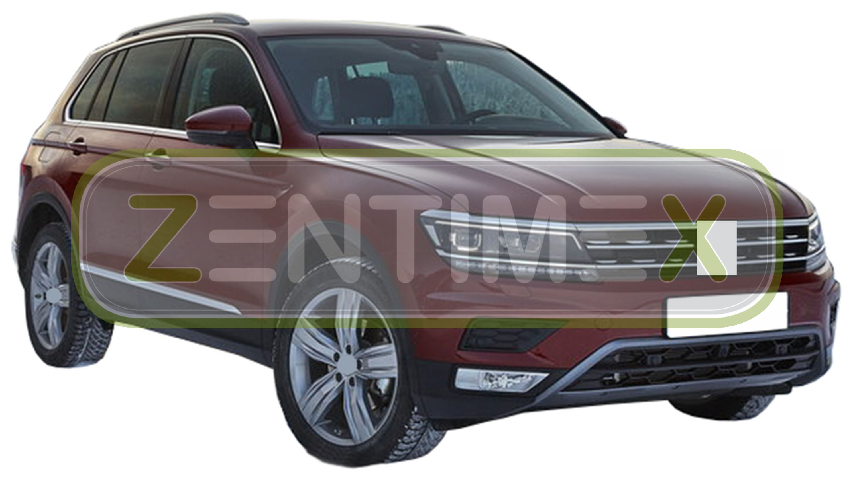 Premium-3d-tpe-goma-tapices-para-VW-Volkswagen-Tiguan-4-Motion-utilitarios-211 miniatura 10