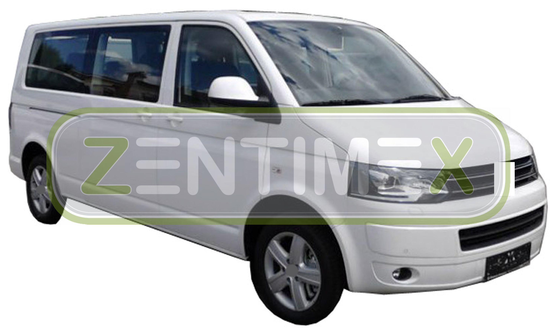 Original TFS Premium Kofferraumwanne Antirutsch Matte für VW T6 VI Caravelle