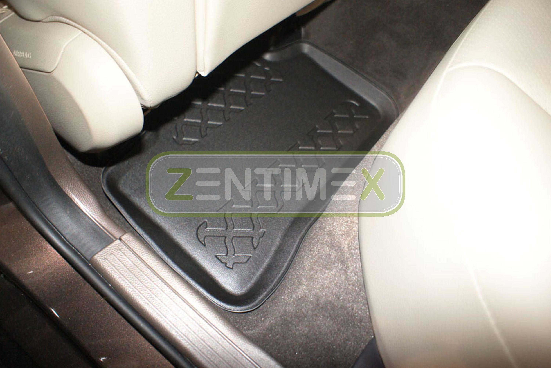 MERCEDES-BENZ CLASSE GLK x204 anno 2008-2015 CARBONIO TAPPETINO AUTO TAPPETI