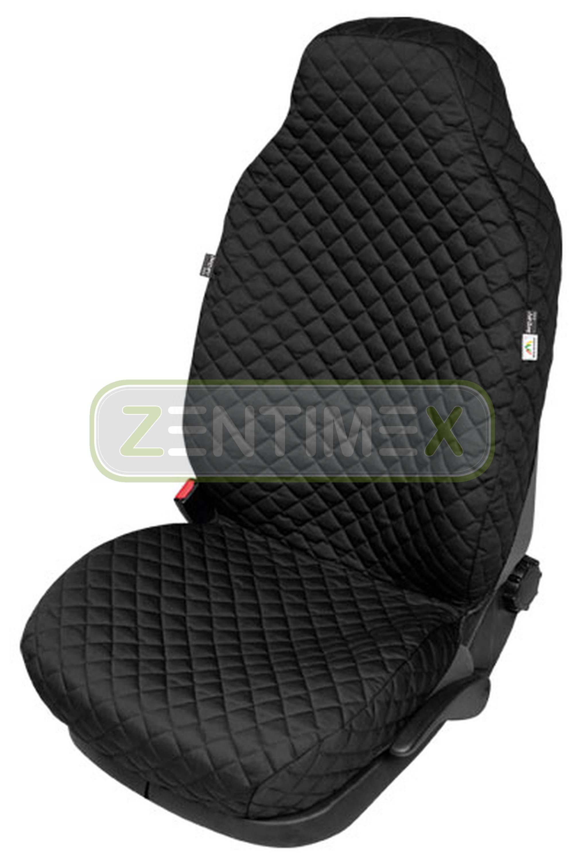 Sitzbezug klimatisierend schwarz für Opel Astra H Caravan Kombi 5-türer 08.04