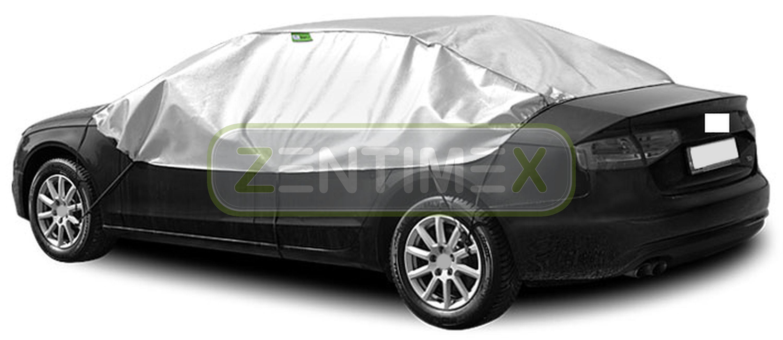Metallisierte Vollgarage für VW Volkswagen Passat CC 357 Stufenheck Limousine 4